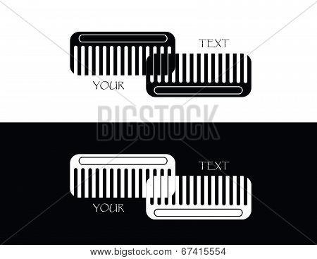set of comb