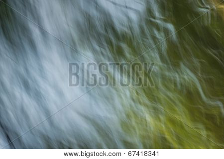 Abstract Vegetable Background.