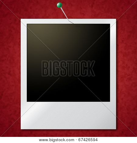 Photo Frame Blank Space