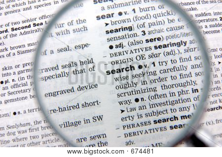 Definition Of Search