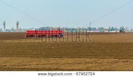 Autumn Field Work