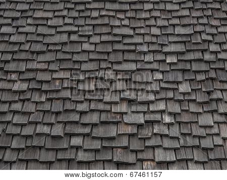 Worn Wooden Shingles