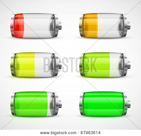 Set Of Batteries