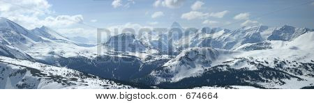 Mountain Panoramic