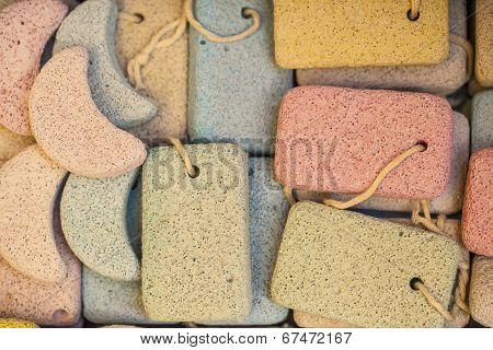 Pumice Stone Suvenirs From Kos Island, Greece