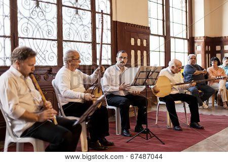 Turkish Musicians