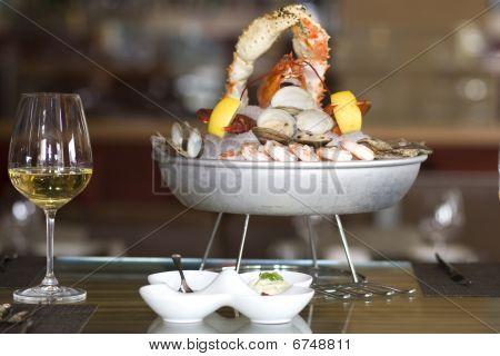 Coastal Shellfish Platter