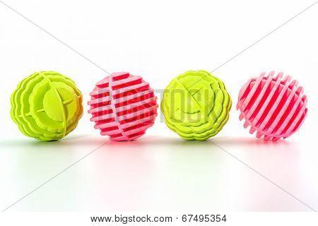 Washing Ball, Plastic Balls For Washing Machine.