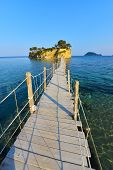 picture of cameos  - Summer landscape of Zakynthos island  - JPG