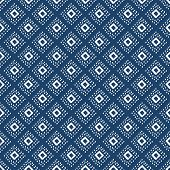 picture of indigo  - Indigo blue hand drawn seamless pattern - JPG