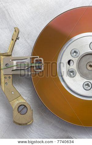 Open Harddrive
