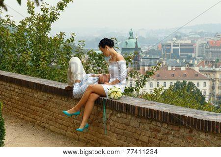 Prague. Prague Castle.
