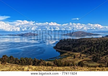 Titicaca Lake Bolivia