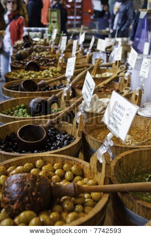 Borough Market Olives