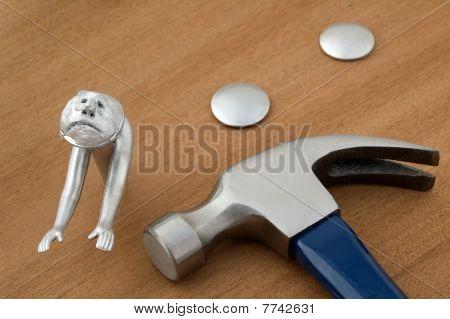 Pleading nail 1