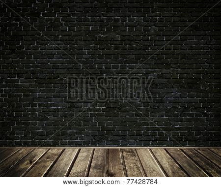 Old Bricks Wall.