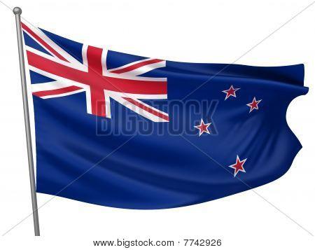 New Zealand National Flag