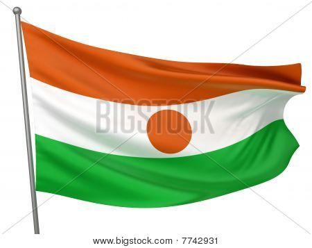 Niger National Flag