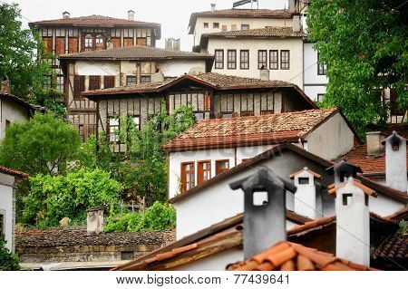 Safranbolu Ottoman Old Houses