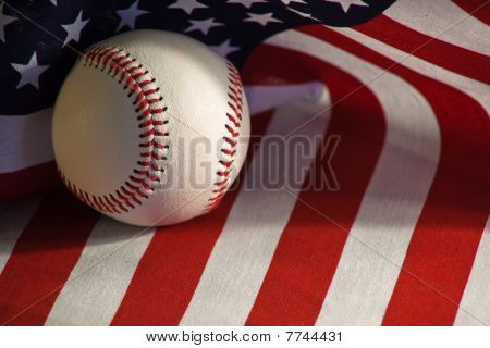 Old Glory Baseball