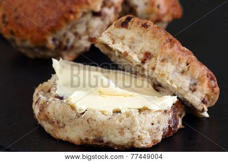Buttered Scone