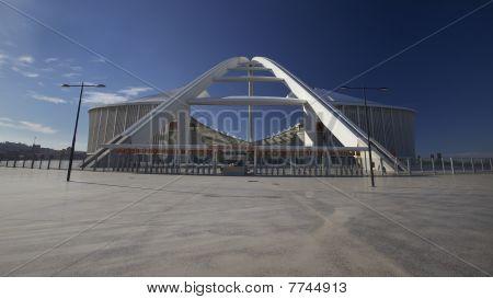 Moses Mabhida Stadium, Soccer World Cup, 04/05/2010