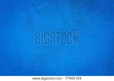 Blue Darken Wall Texture