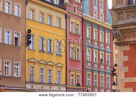 Multicolored Streets