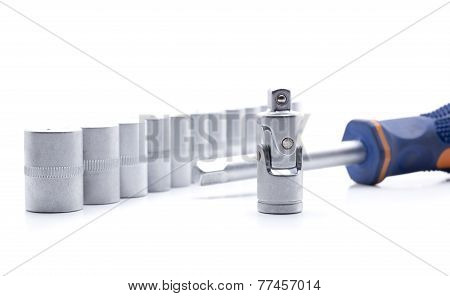 Screwdriver Adapter