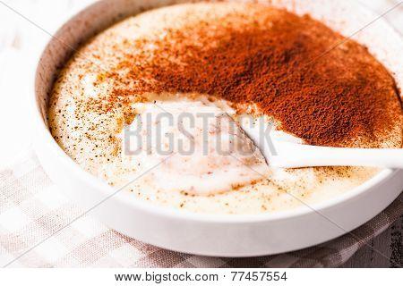 Semolina cream