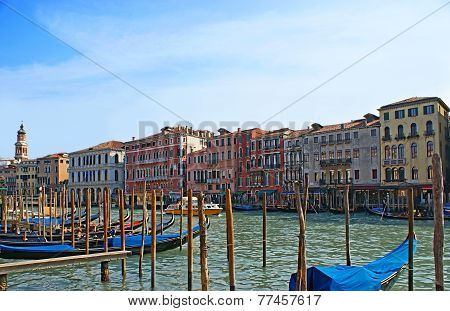 The Venice Cityscape