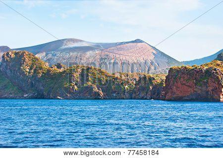 The Stratovolcano