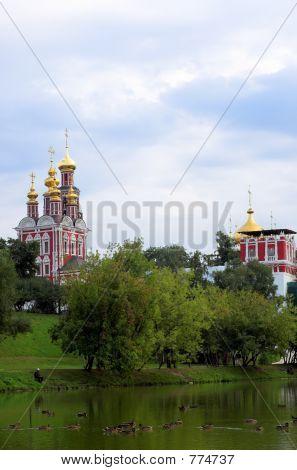 Nadvratnaya Preobrazhenskaya church