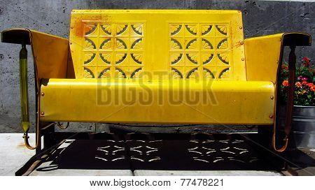 Yellow Glider