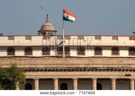 Parliament House, Delhi, India