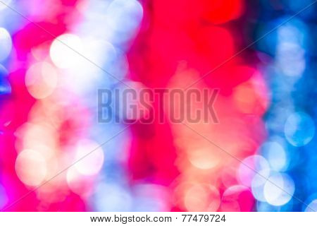 abstract red and blue sparkling background, christmas background