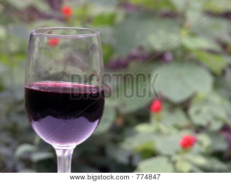 red wine