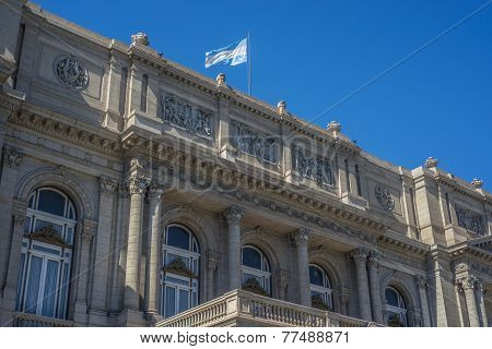 Colon Theatre In Buenos Aires, Argentina.