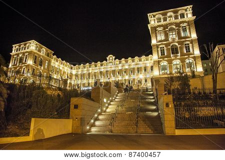 Luxury Hotel In Marseilles