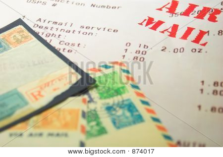Air Mail Stuff