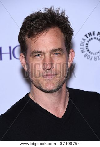 LOS ANGELES - MAR 06:  Maury Sterling arrives to the Paleyfest 2015