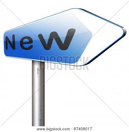 new life start career or beginning