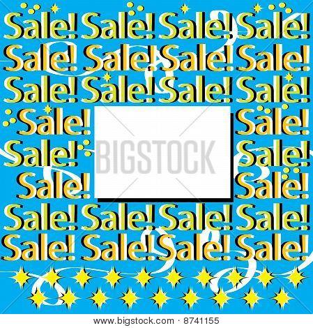 Sale!  (motion illusion)