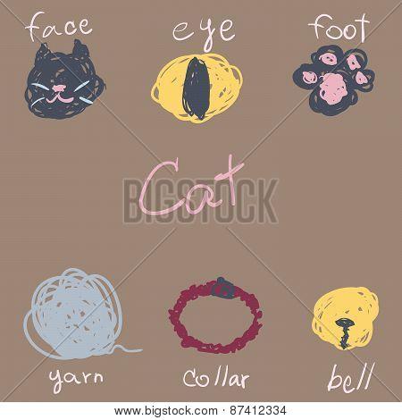 Cat Symbol.