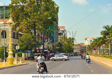 Phnom Penh Avenue