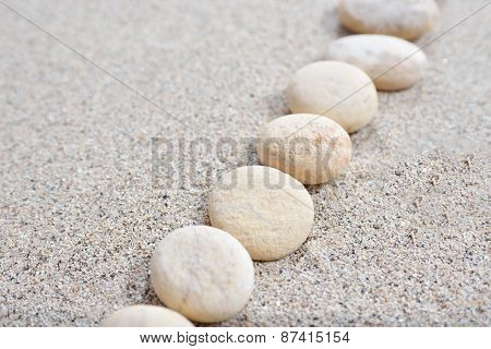 The Sand And Stone