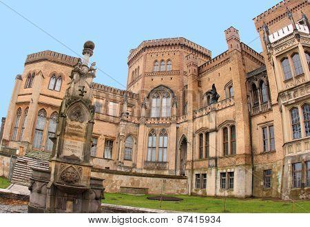 Schloss Babelsberg of Berlin