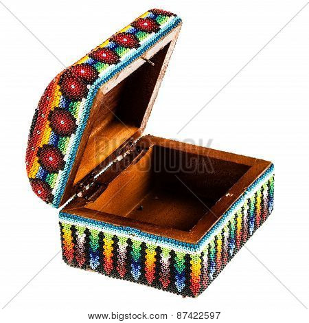 Open Colorful Box