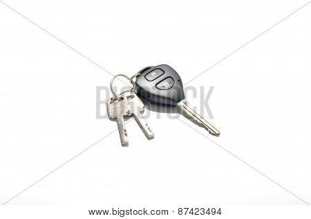 Keys And Car Key