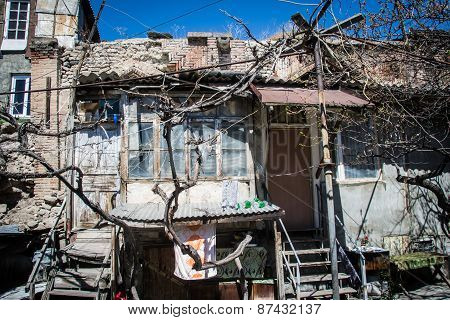 Accommodation In Urban District For Poor Yerevan, Armenia